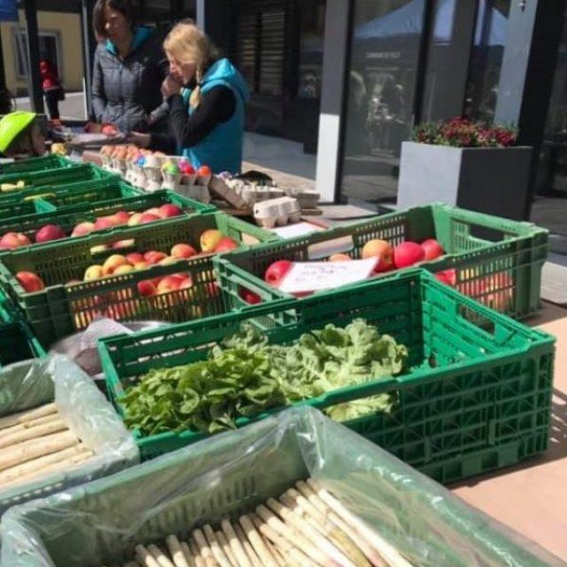 Fruits et légumes, Annick McIntosh