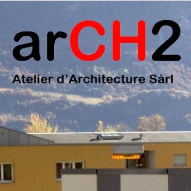 ArCH2 Atelier d'architecture Sàrl