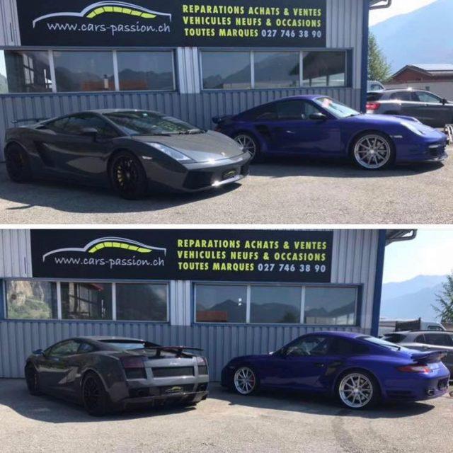 Cars-Passion Droz Sa