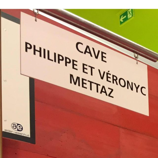 Cave Philippe et Véronyc Mettaz
