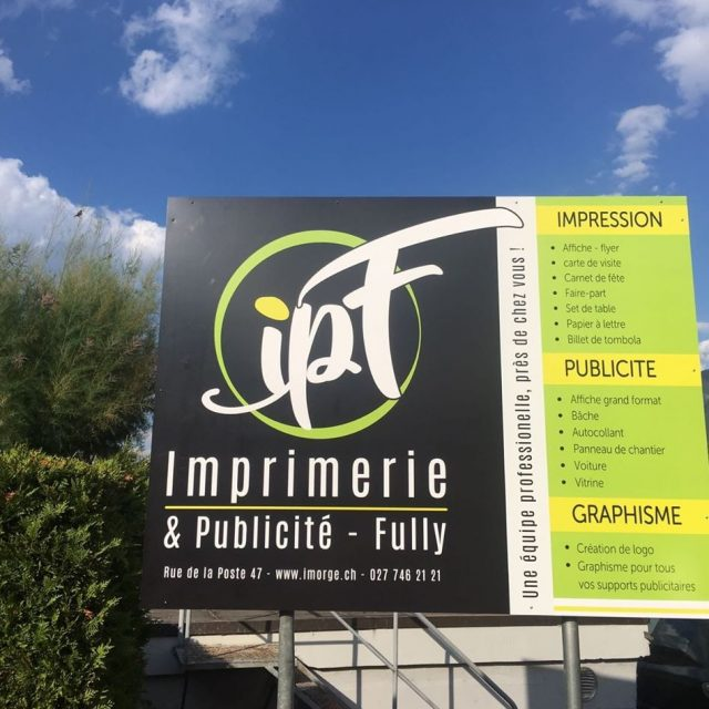 Imprimerie & Publicité Fully SA