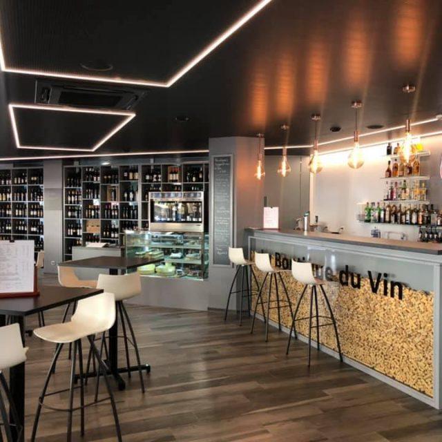 Restaurant Œnothèque la Boutique du Vin