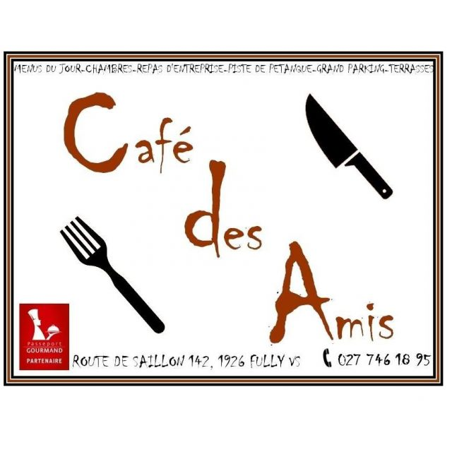 Café des Amis, chez Marta