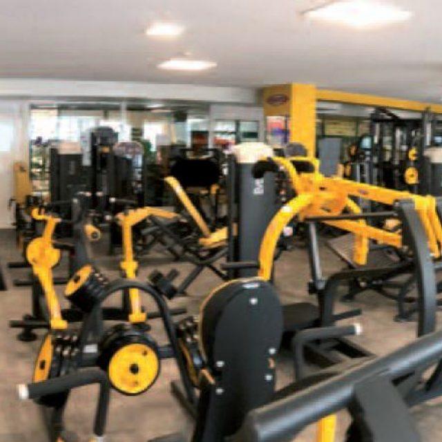 Silver Gym, nouveau membre ComArt
